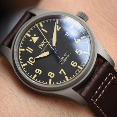IWC万国表飞行员系列IW327006腕表【M+一比一高仿马克十八】价格报价