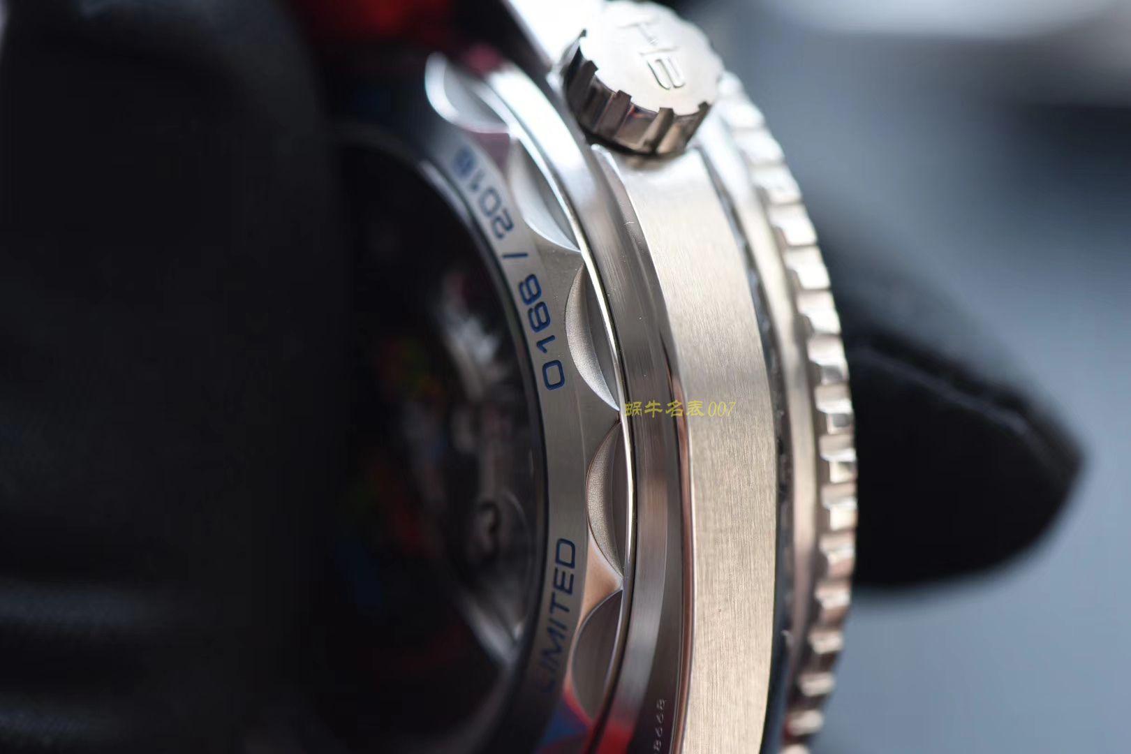 欧米茄特别系列522.32.44.21.03.001腕表【VS欧米茄百事可乐平昌冬奥会纪念版高仿手表】 / M353