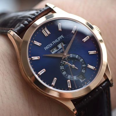 百达翡丽复杂功能计时系列5396R-015腕表【KM一比一高仿手表】价格报价