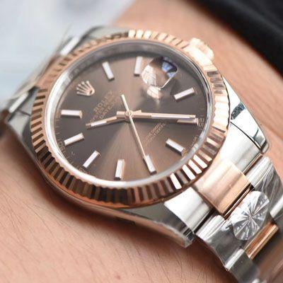 劳力士日志型系列m126331-0001腕表【AR厂顶级复刻手表】