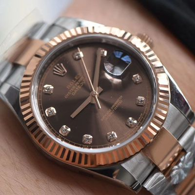 劳力士日志型系列m126331-0003腕表【AR厂一比一复刻手表】