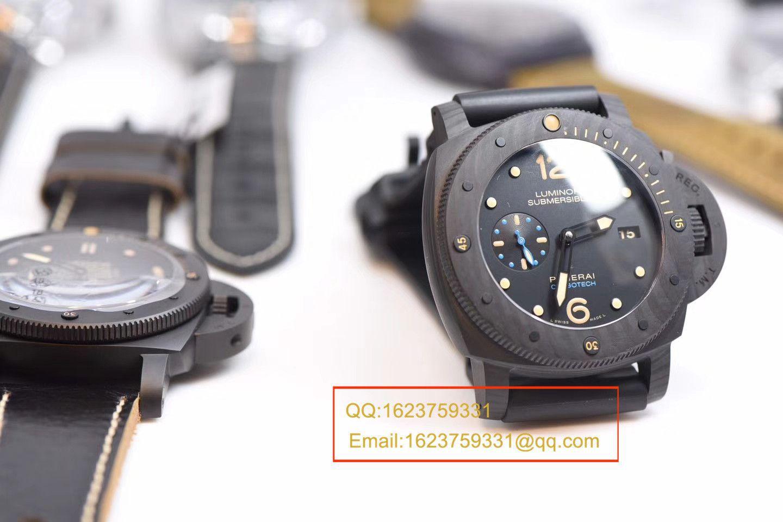 沛纳海LUMINOR 1950系列PAM00616【市场顶级版本!VS超A高仿手表 616 P9000 自主研发升级版V2 机芯 全新来袭!】