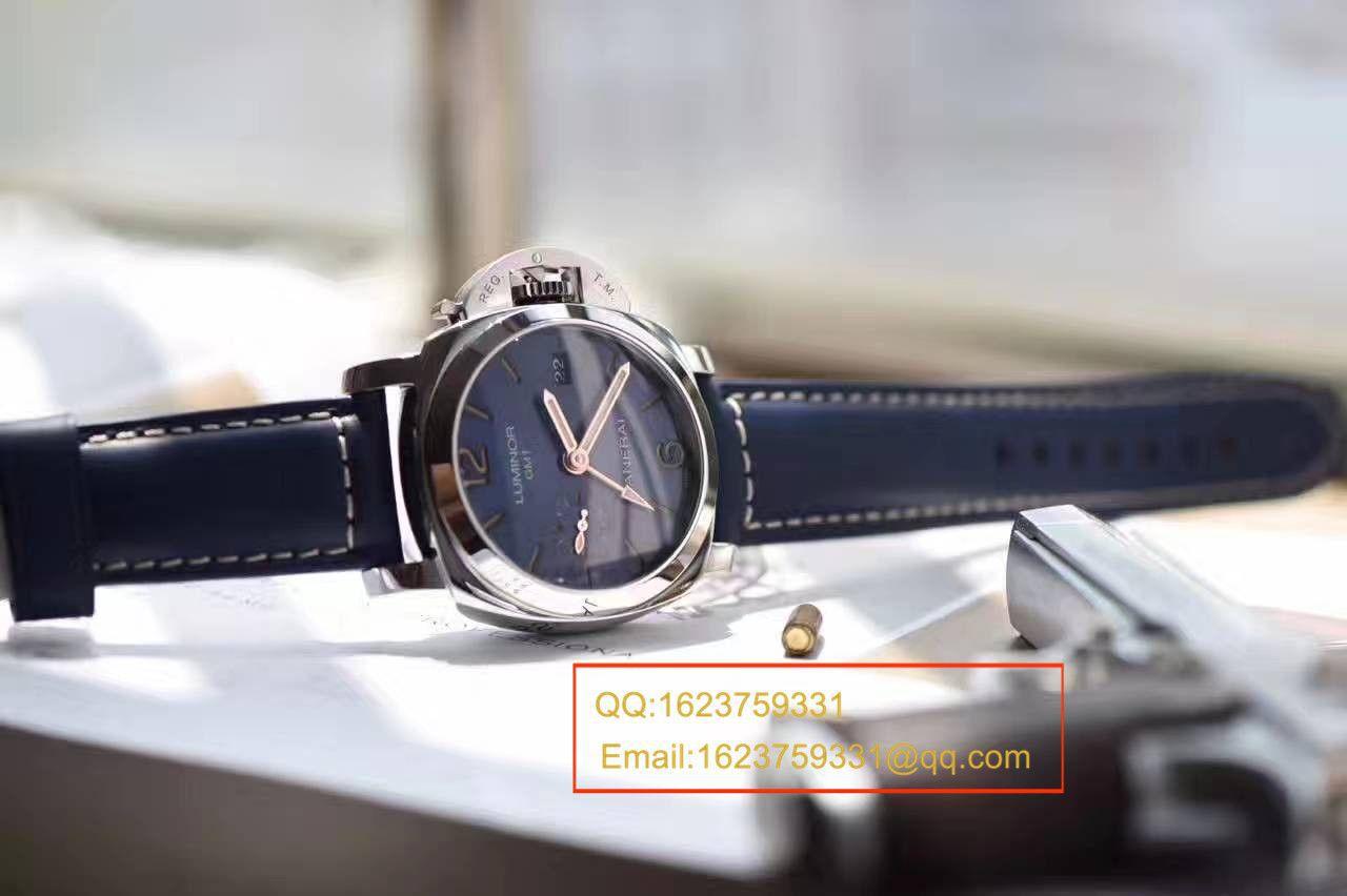 视频评测沛纳海LUMINOR 1950系列PAM00688腕表一比一超A精仿【V2版本⭕VS新作pam00688(亚洲size 42mm)】