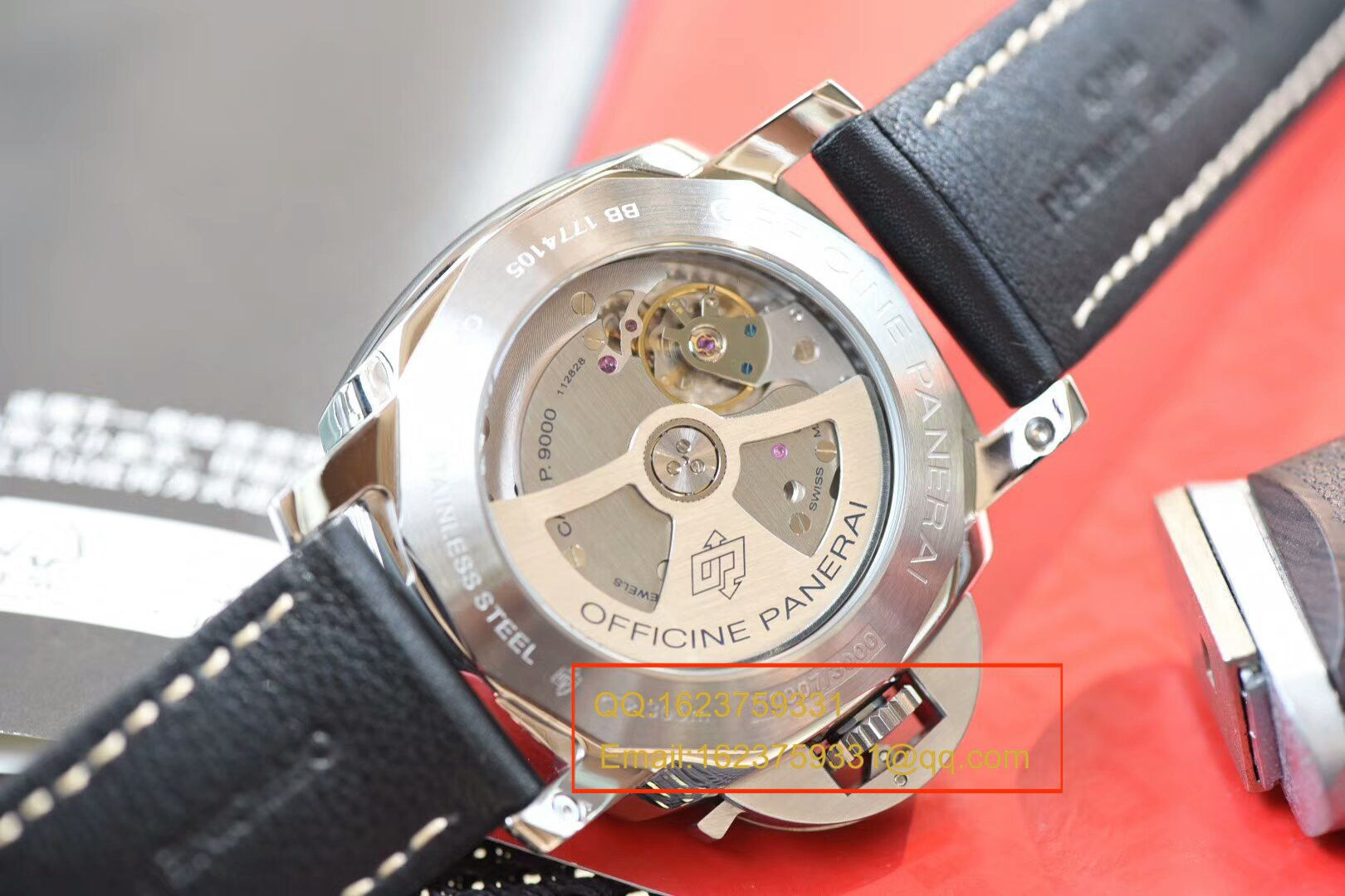 视频评测沛纳海LUMINOR 1950系列PAM 00359腕表一比一高仿手表【VS沛纳海359 V2 版 同步正品机芯功能!】