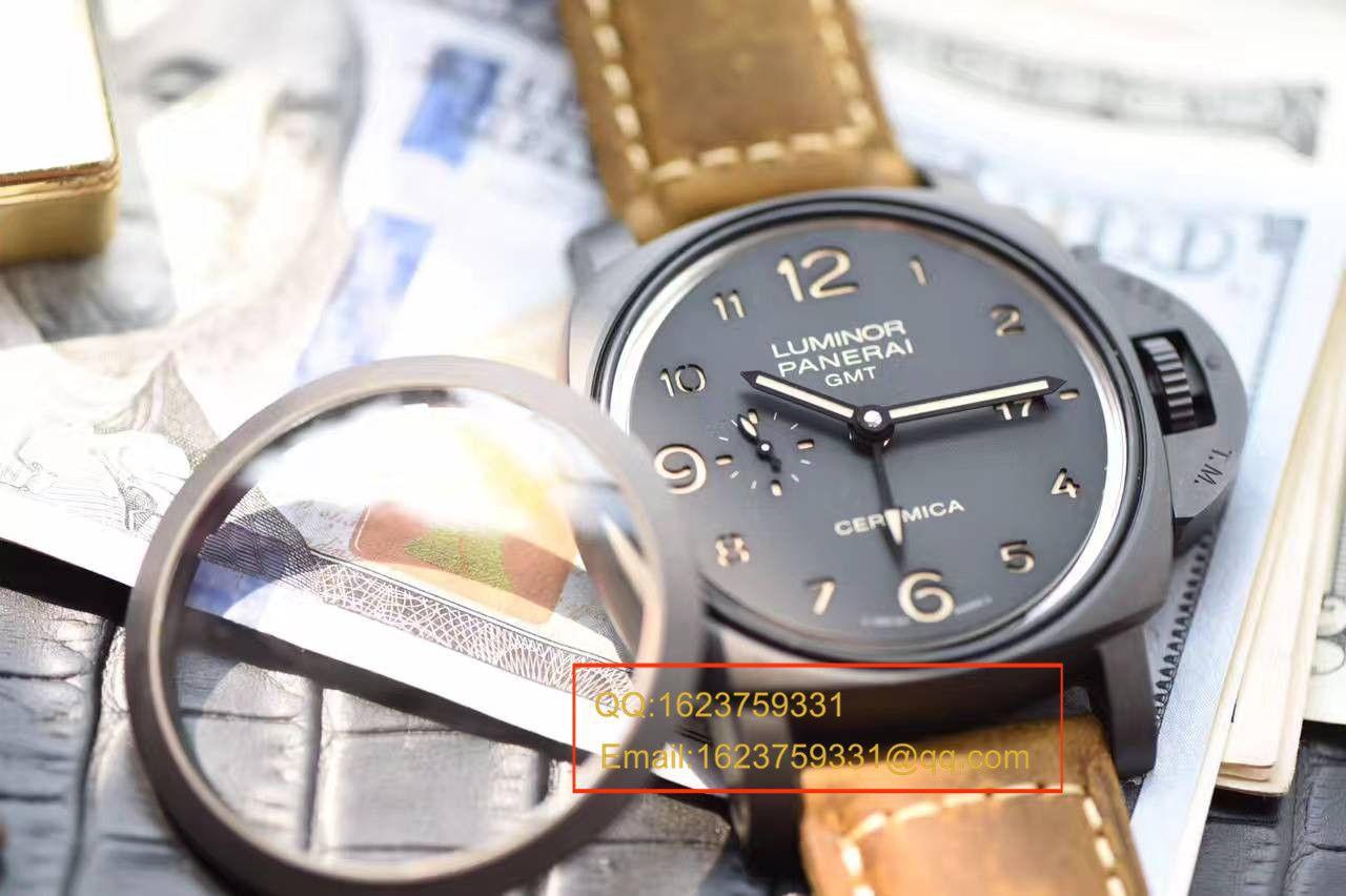 沛纳海LUMINOR 1950系列PAM00441腕表【VS一比一超A高仿手表】视频评测VS全新升级V2版爆款LUMINOR 1950神器PAM00441 / VSPAM00441MM