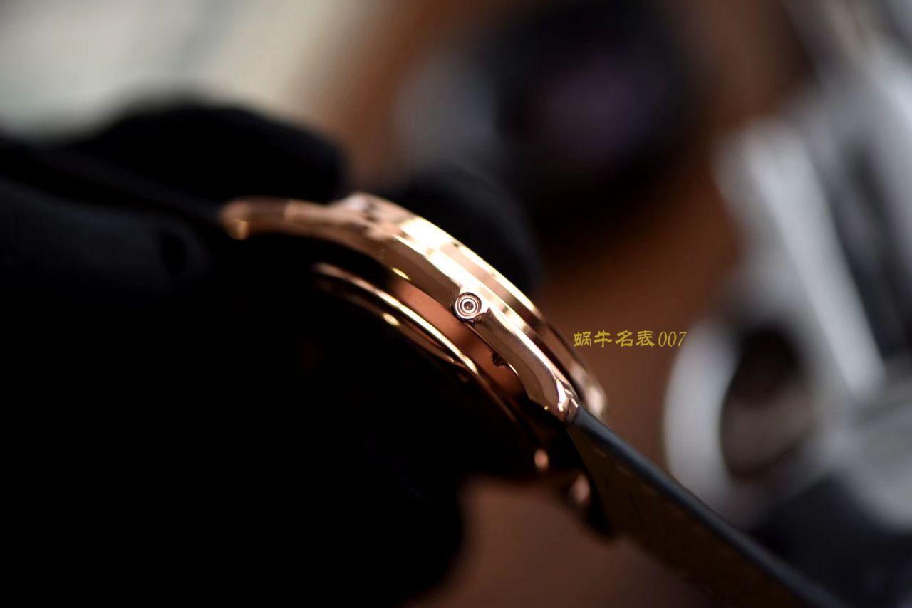 """视频评测积家大师系列136255J腕表一比一超A复刻手表【ZF厚积""""薄""""发 年度大作,积家月相大师系列】"""