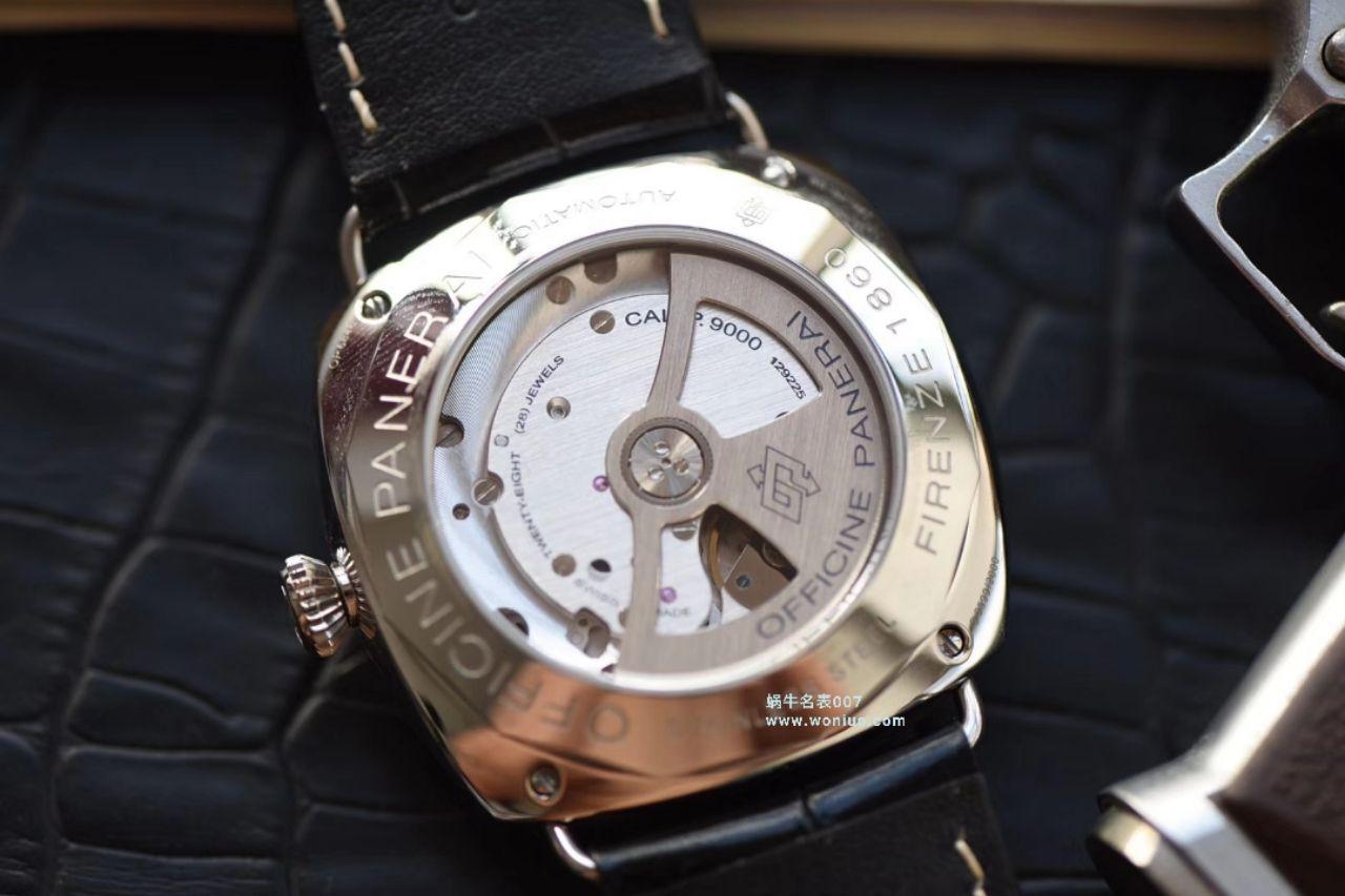 视频评测Panerai沛纳海RADIOMIR系列PAM00388腕表一比一精手表【VS出品V2版本PAM388】