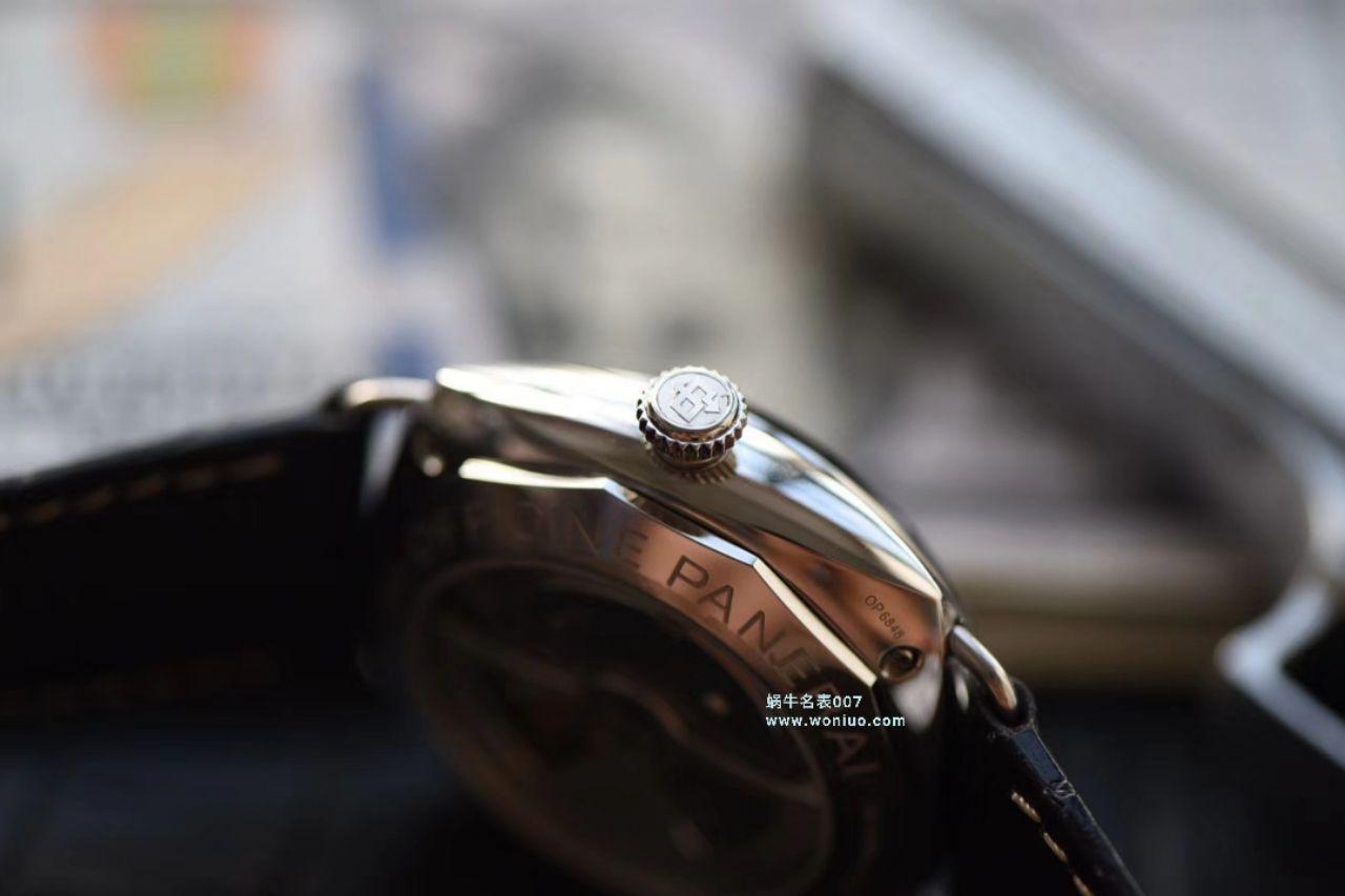 视频评测Panerai沛纳海RADIOMIR系列PAM00388腕表一比一精手表【VS出品V2版本PAM388】 / VS00388MM