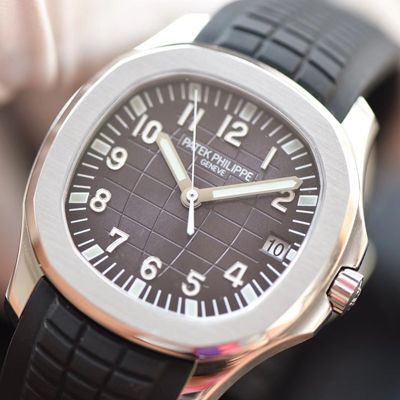 视频评测百达翡丽AQUANAUT系列5167A-001腕表【PF厂一比一复刻百达翡丽手雷手表】