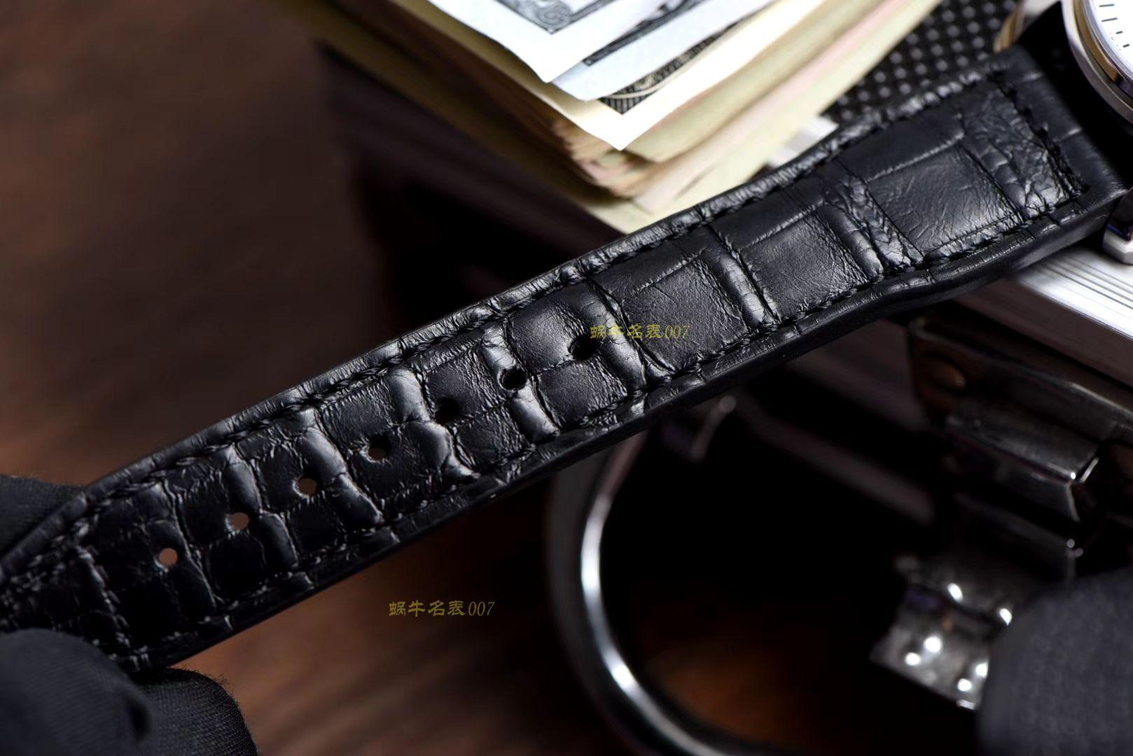 【视频评测,稀缺原单】IWC万国表周年纪念系列IW377725腕表(白面150周年纪念版)