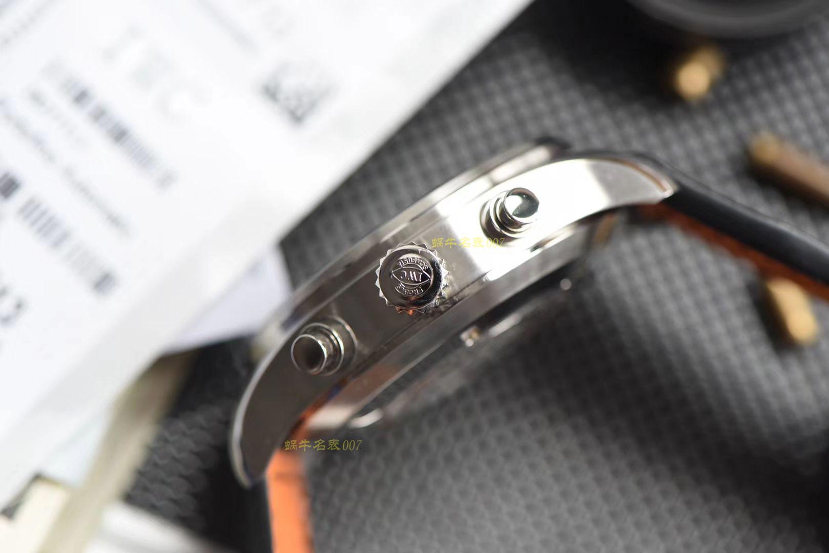 【视频评测、稀缺原单❗最新大全、安东尼特别版】IWC万国表飞行员系列IW377713腕表