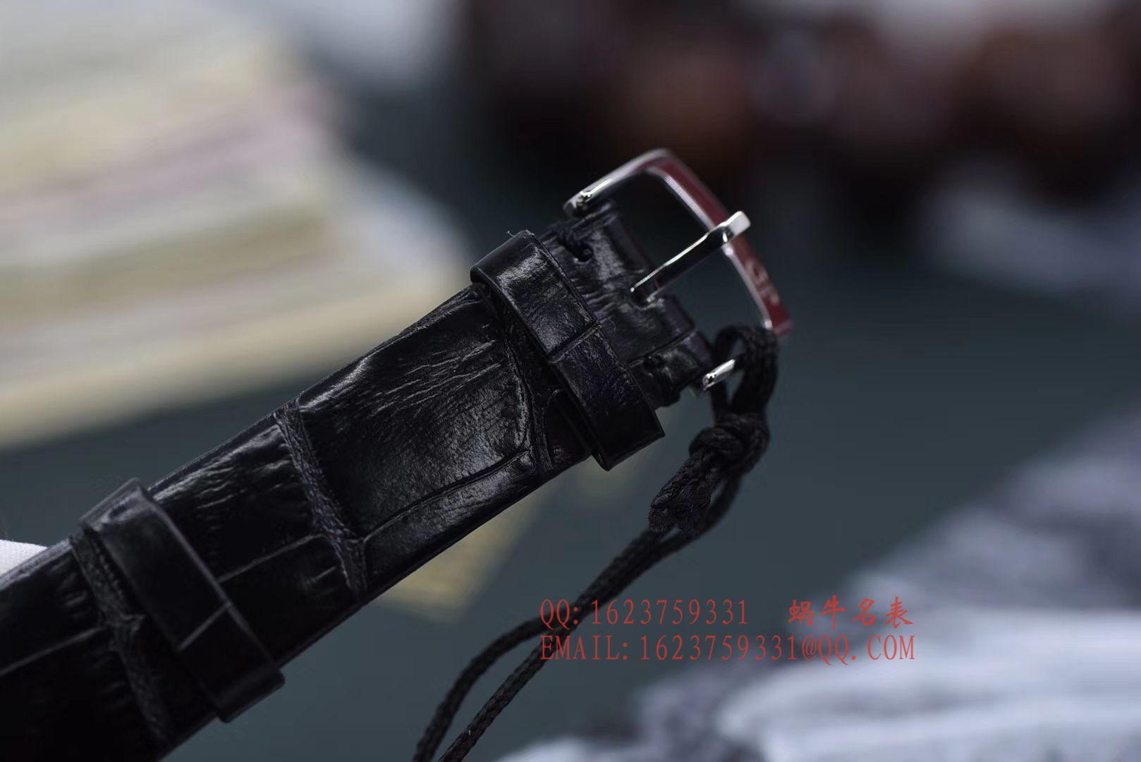 视频评测GP芝柏表1966系列49525-79-431-BK6A腕表【FK一比一精仿手表】 / M015MM