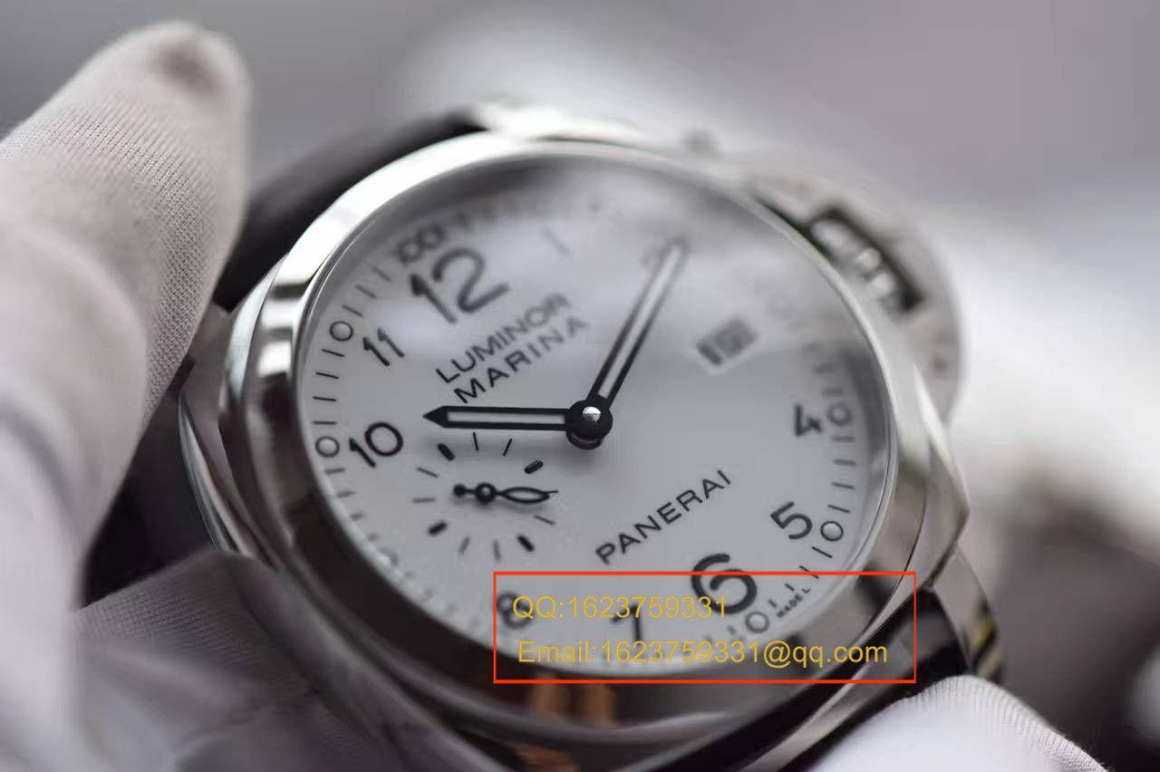 沛纳海LUMINOR 1950系列PAM00499【VS一比一复刻最高版本沛纳海大白~PAM499】