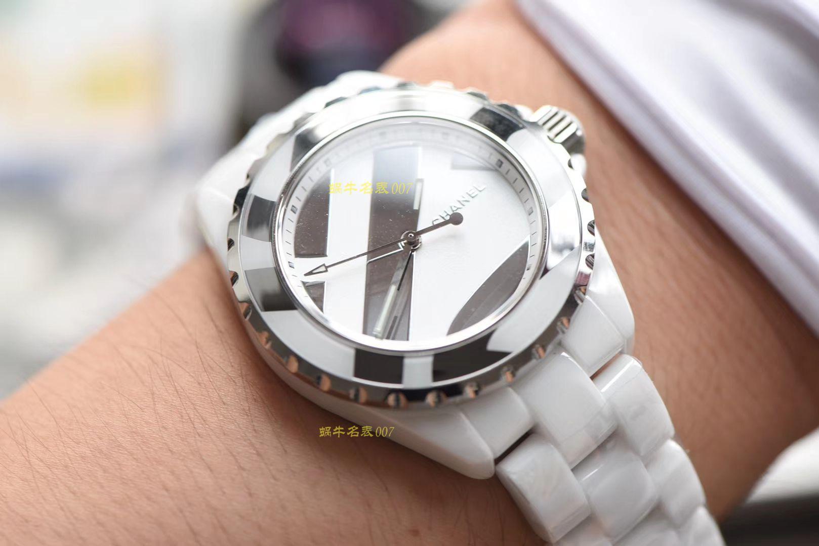 香奈儿J12系列H5582腕表【KOR一比一超A高仿手表】