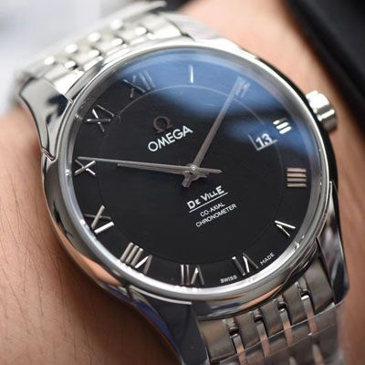 欧米茄碟飞系列431.10.41.21.01.001腕表一比一高仿手表【VS 新品 :蝶飞经典黑 搭载同轴8500机芯上市!】