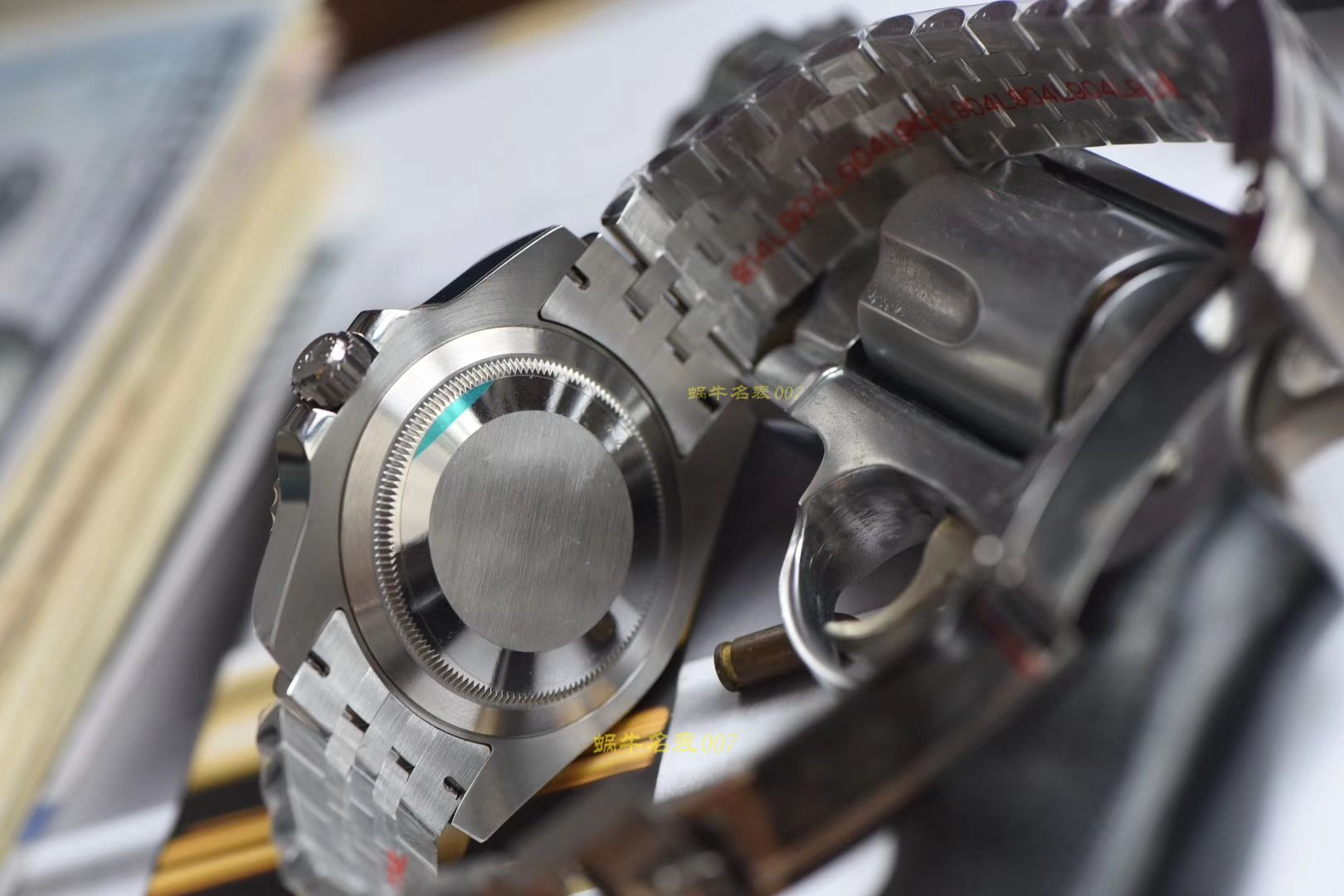 【视频讲解】劳力士格林尼治型II系列m126710blnr-0002腕表【DJ一比一复刻最新升级克隆3186机芯劳力士格林尼治型I二代黑篮圈】