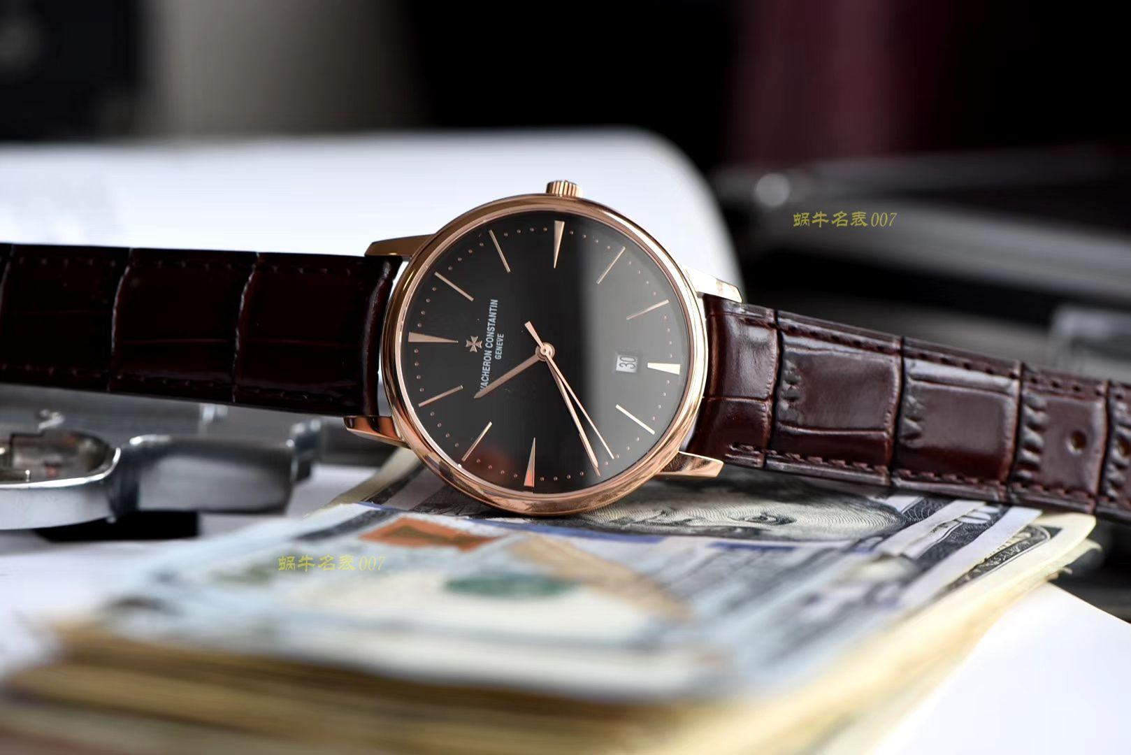 江诗丹顿传承系列85180/000R-9166腕表【台湾厂一比一精仿手表】 / JS196