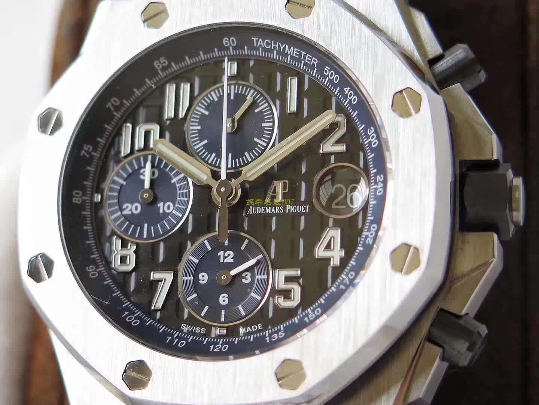 爱彼皇家橡树离岸型系列26470ST.OO.A028CR.01腕表【JF一比一复刻手表】市面最高A.P 12H版本