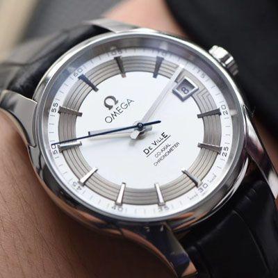 视频评测欧米茄碟飞系列431.33.41.21.02.001腕表【VS精品 蝶飞侧透 一比一超A高仿手表】