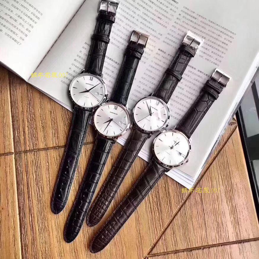 【渠道原单】万宝龙HERITAGE SPIRIT传承典藏系列U0111580腕表