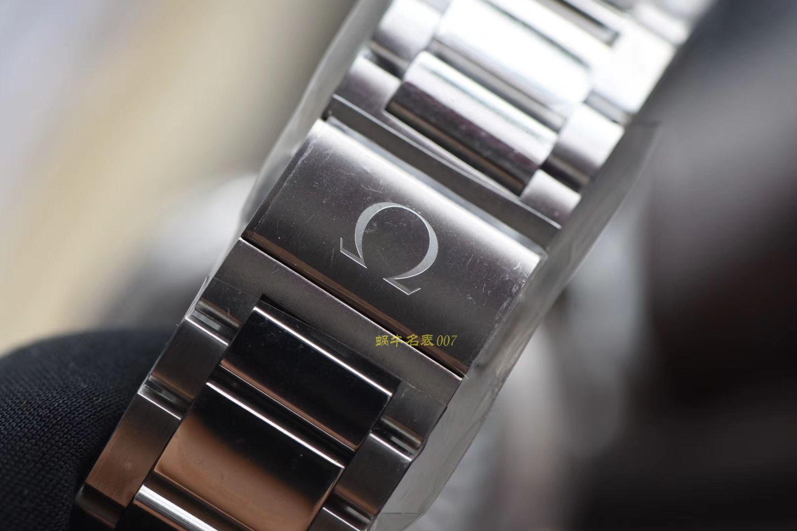 欧米茄海马系列220.22.41.21.02.001腕表【XF新品❗海马150M柚木纹面一比一超A精仿】