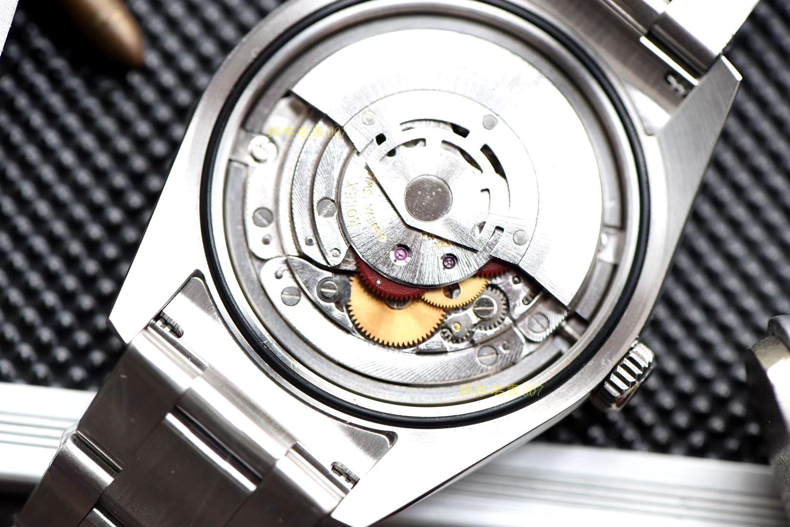 劳力士蚝式恒动系列m114300-0003腕表【AR一比一超A高仿蚝式恒动904L精钢】