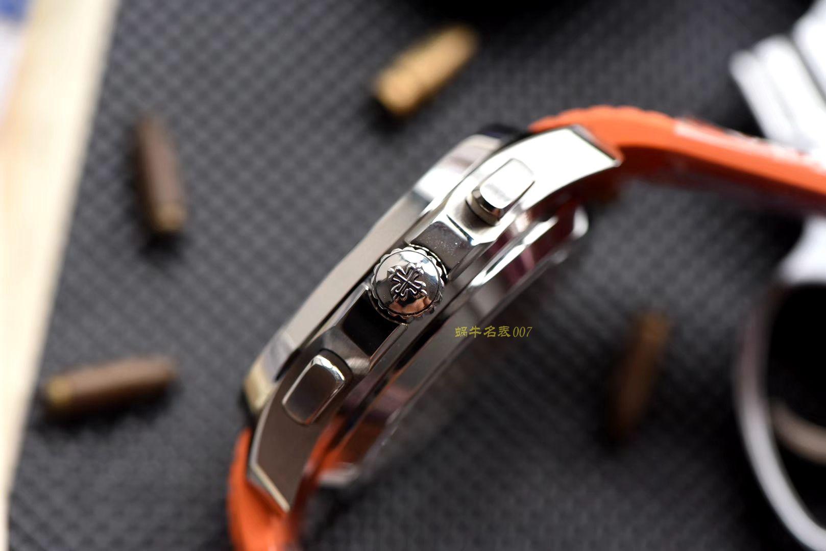 百达翡丽AQUANAUT系列5968A-001计时腕表【YL一比一超A精仿】