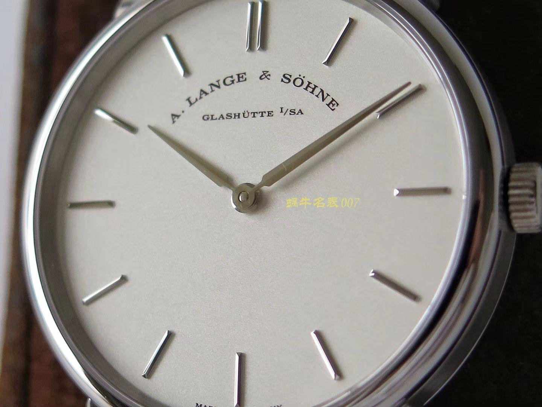 【SV一比一复刻手表】朗格SAXONIA系列205.086、211.027腕表(多色表盘可选) / LS013