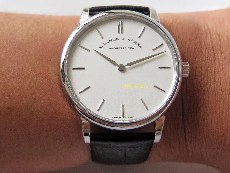 【SV一比一超A高仿手表】朗格SAXONIA系列211.033腕表(多色表盘可选)