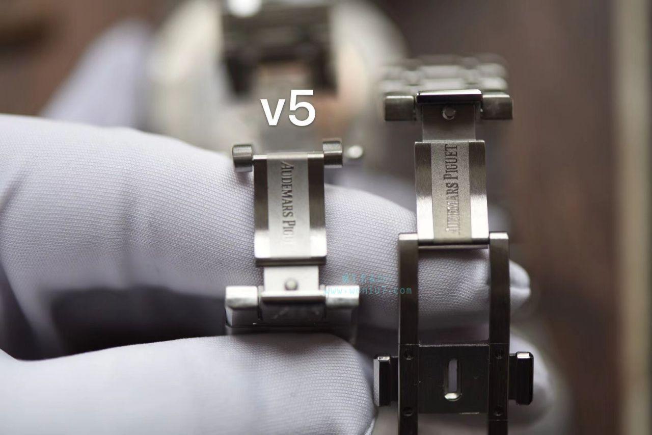 """【视频评测什么是复刻表】JF标杆神器 15400超强""""V5""""升级版强势出击"""