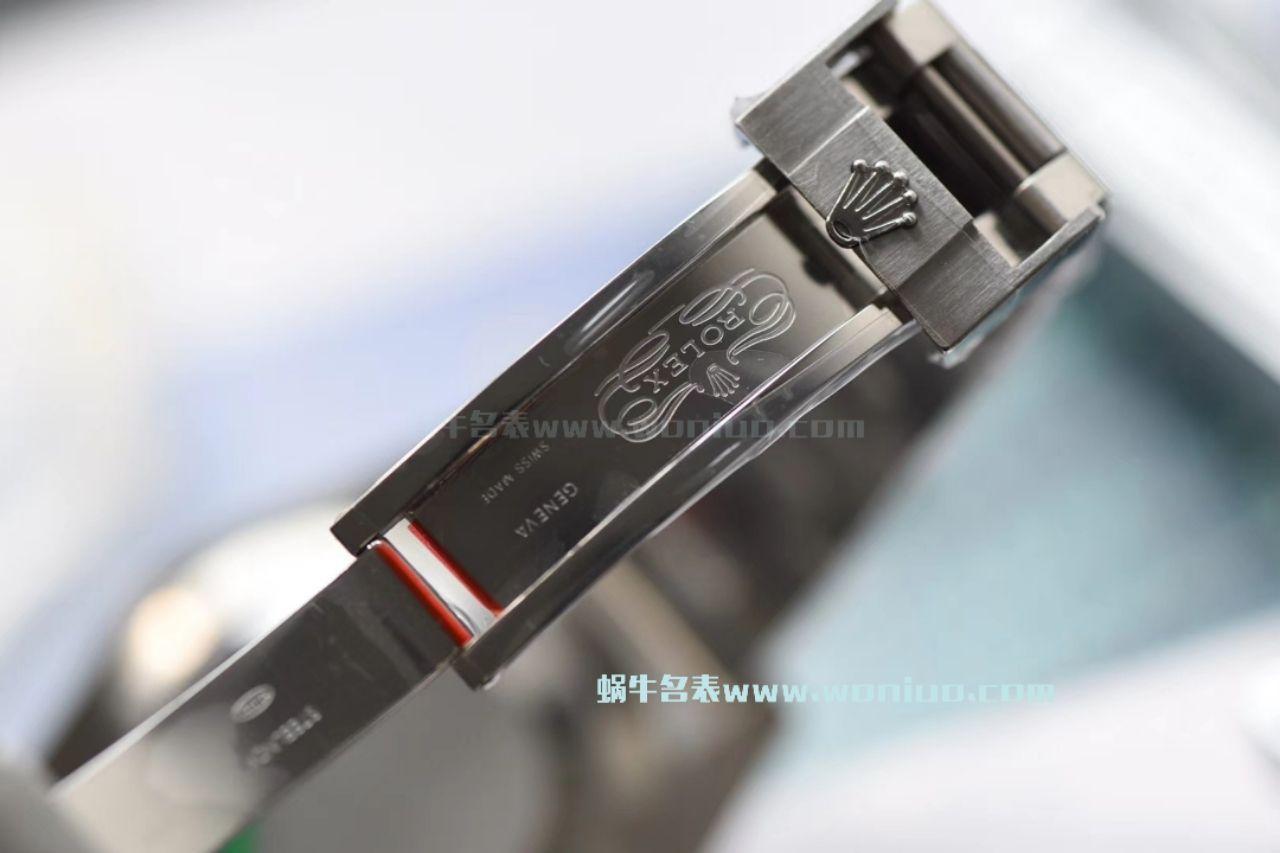 【哪里能买到好的瑞士复刻表】视频评测NOOB厂迄今为止最强ROLEX绿水鬼~V9版本黑水鬼