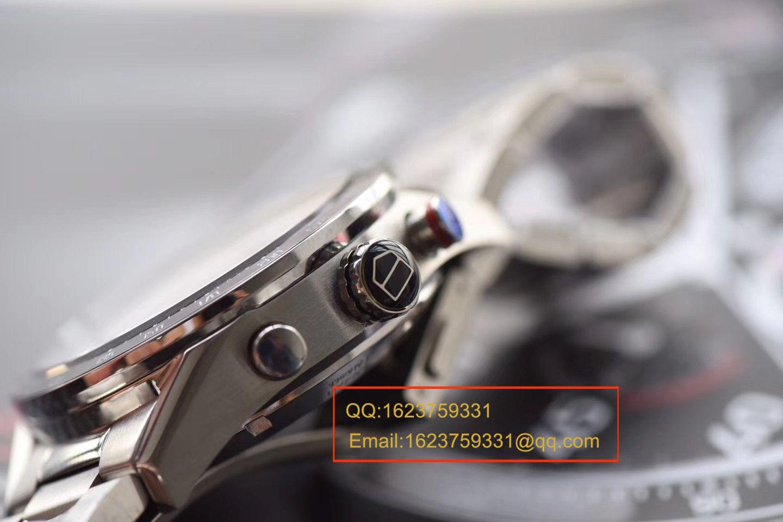 【仿表吧仿表哪个厂做的最好】视频评测V6乱真新作~最高版本豪雅卡莱拉腕表