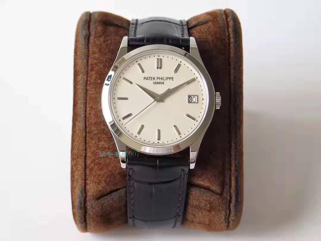 【百达翡丽仿表多少钱】ZF厂百达翡丽古典表系列5296R-010 玫瑰金腕表