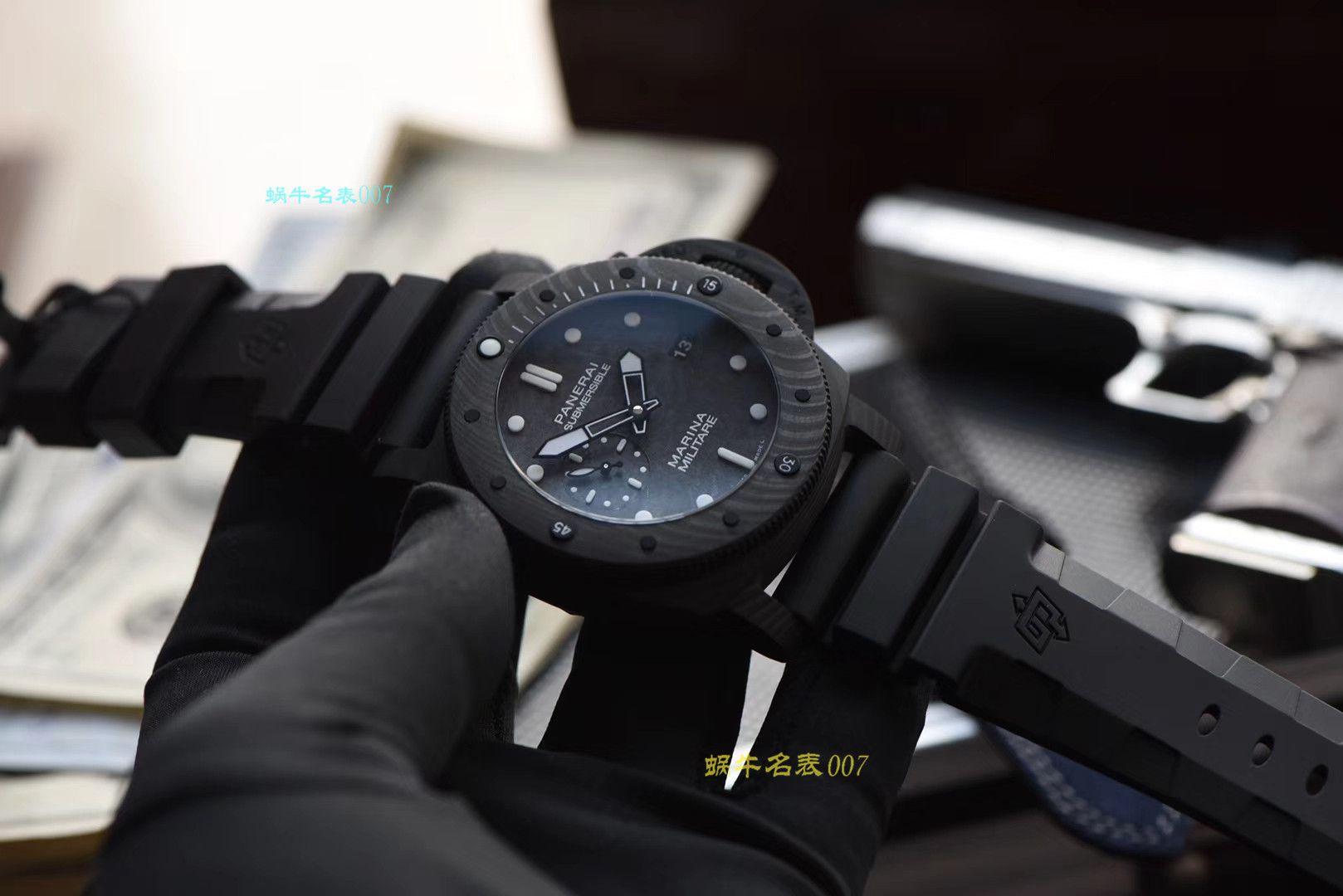 【vs厂沛纳海复刻手表】沛纳海SUBMERSIBLE 潜行系列PAM00979腕表