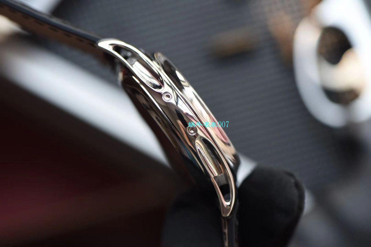 【视频评测GR厂顶级仿表】百达翡丽复杂功能计时系列5205G-013腕表