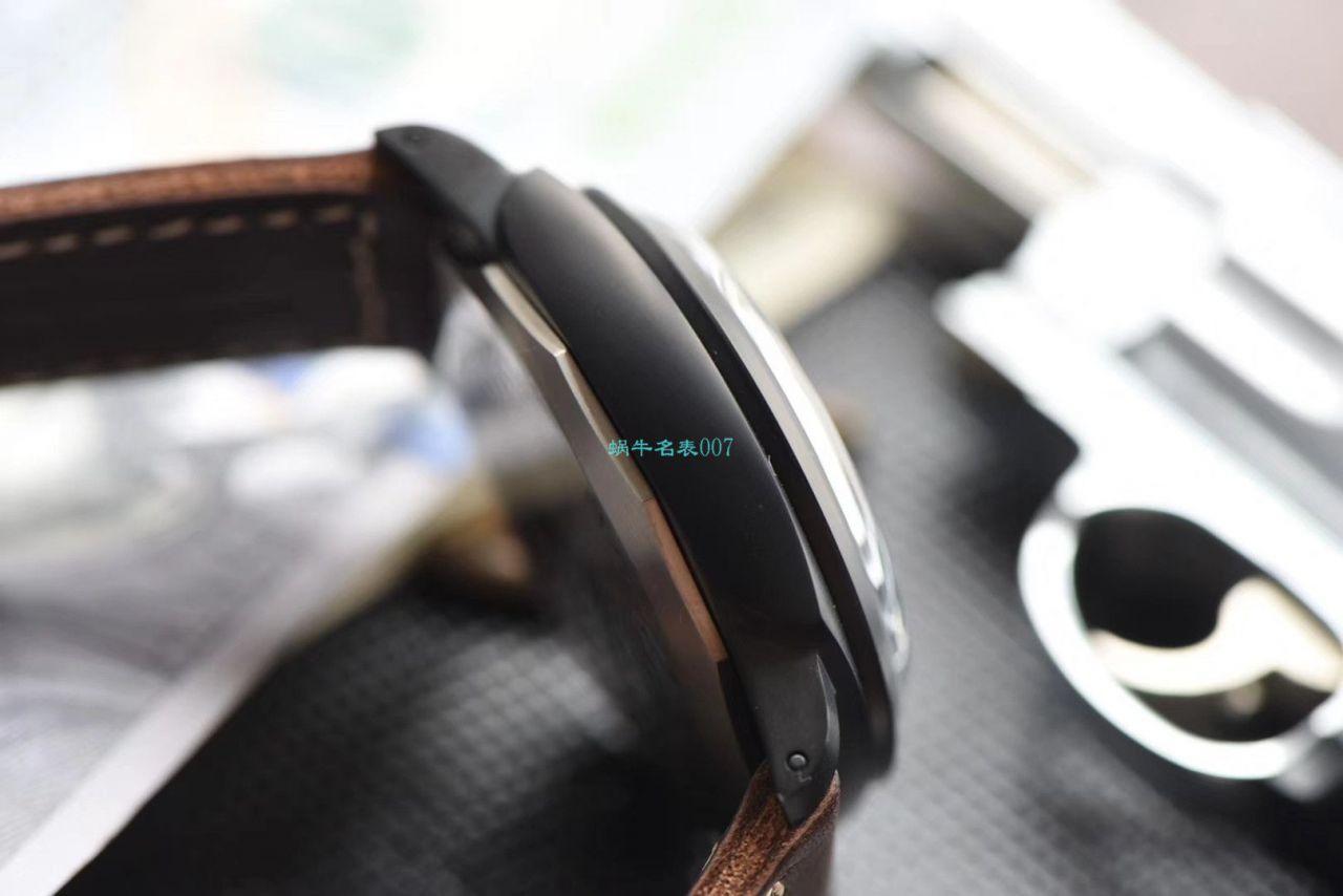 【XF厂沛纳海复刻手表】Panerai沛纳海特别版腕表系列PAM00617腕表