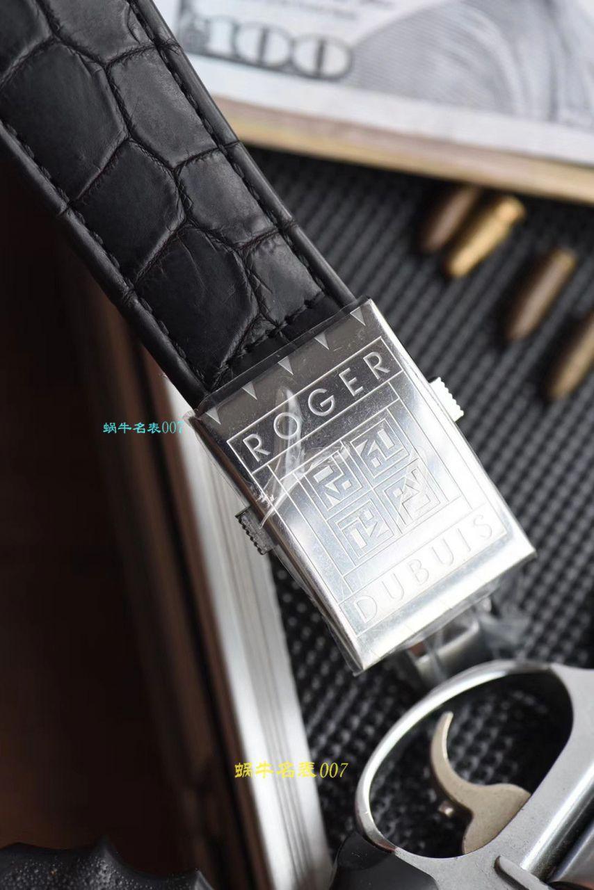 【JB厂罗杰杜彼复刻双飞行陀飞轮手表】Roger Dubuis罗杰杜彼EXCALIBUR(王者系列)系列RDDBEX0249腕表 / LJ031