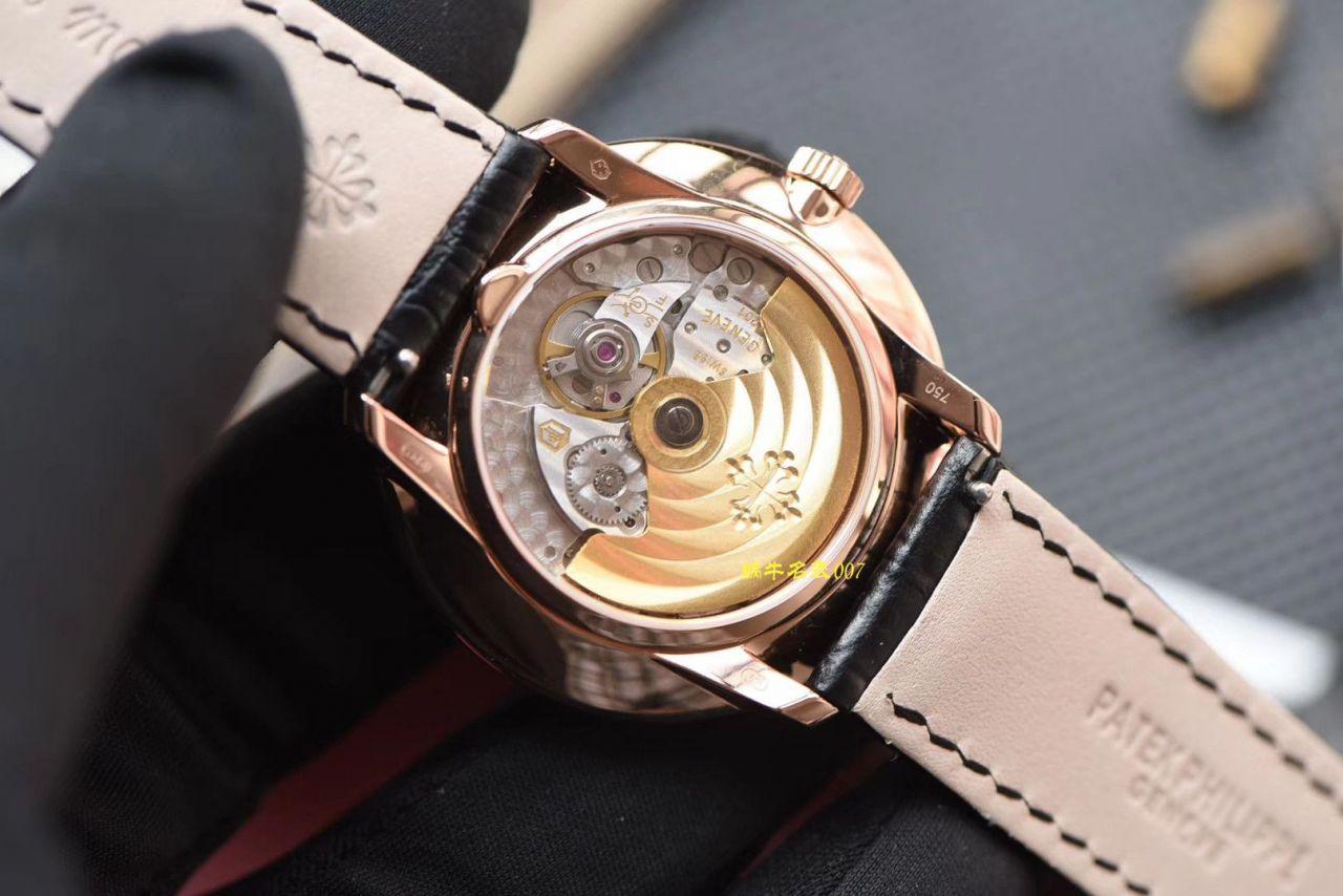 【TW厂Patek Philippe复刻表】百达翡丽古典表系列5123R-001腕表