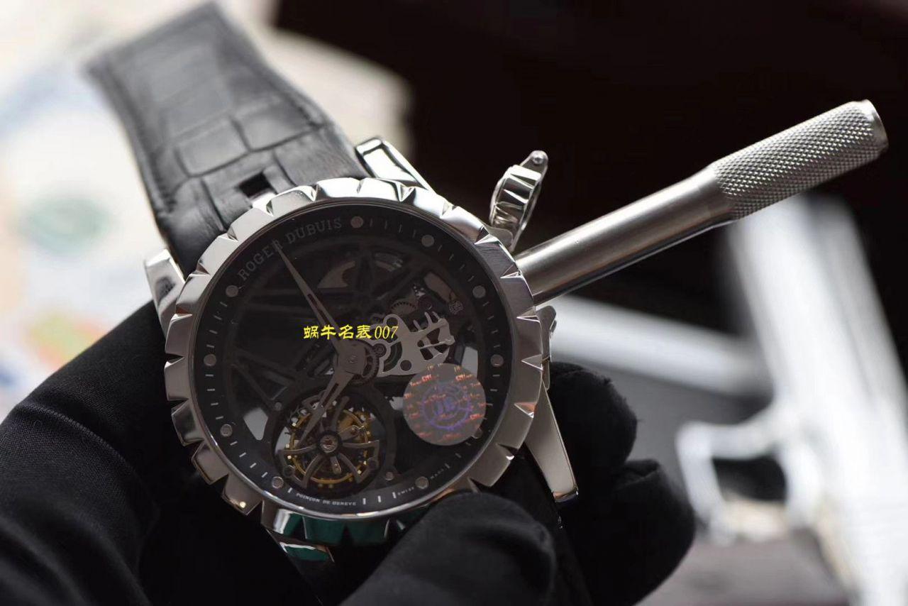 爱马仕女表独家实拍 鳄鱼皮H系列 中号爱马仕HEURE H系列W036819WW00腕表