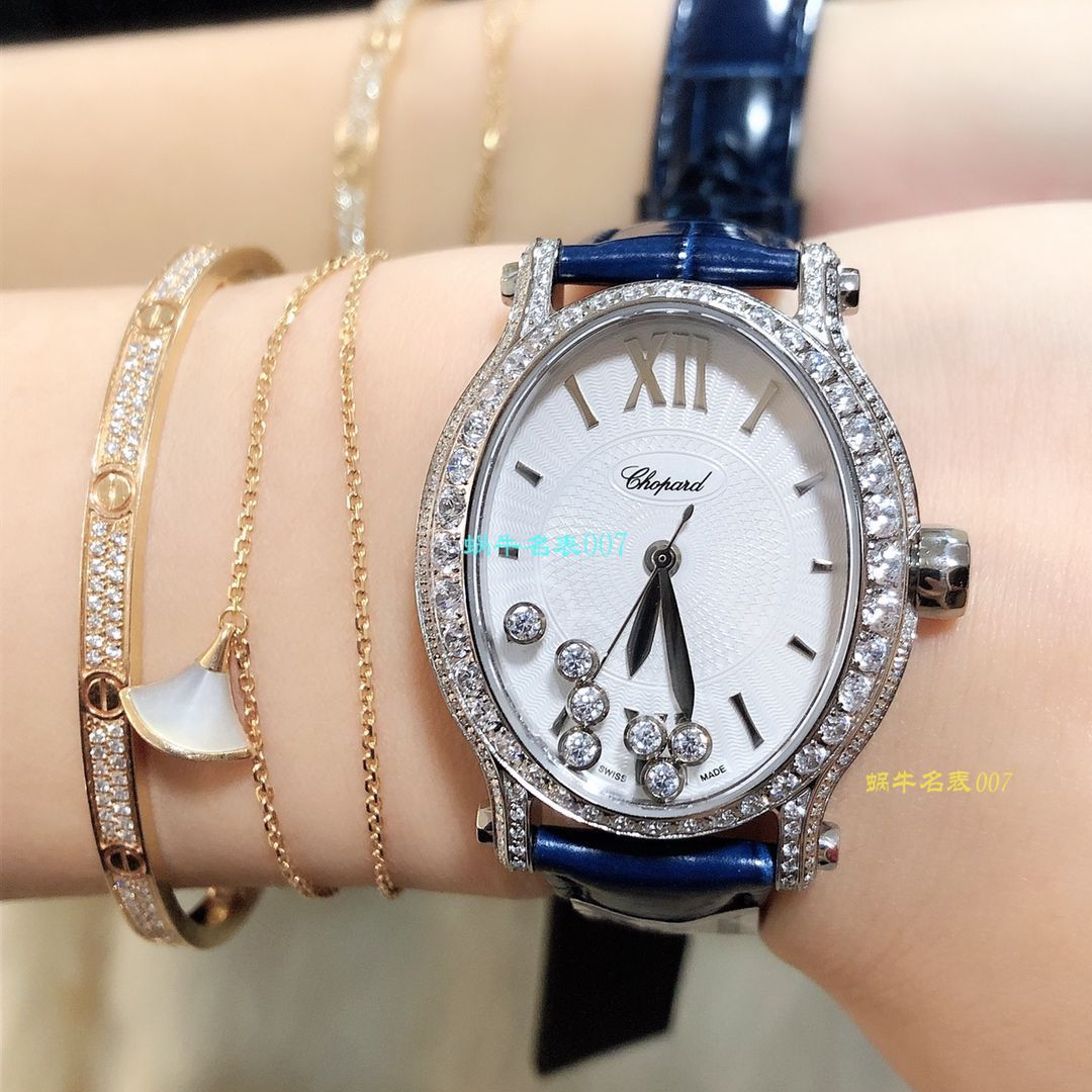 【NR厂萧邦复刻女士手表】萧邦HAPPY DIAMONDS系列275362-1002腕表