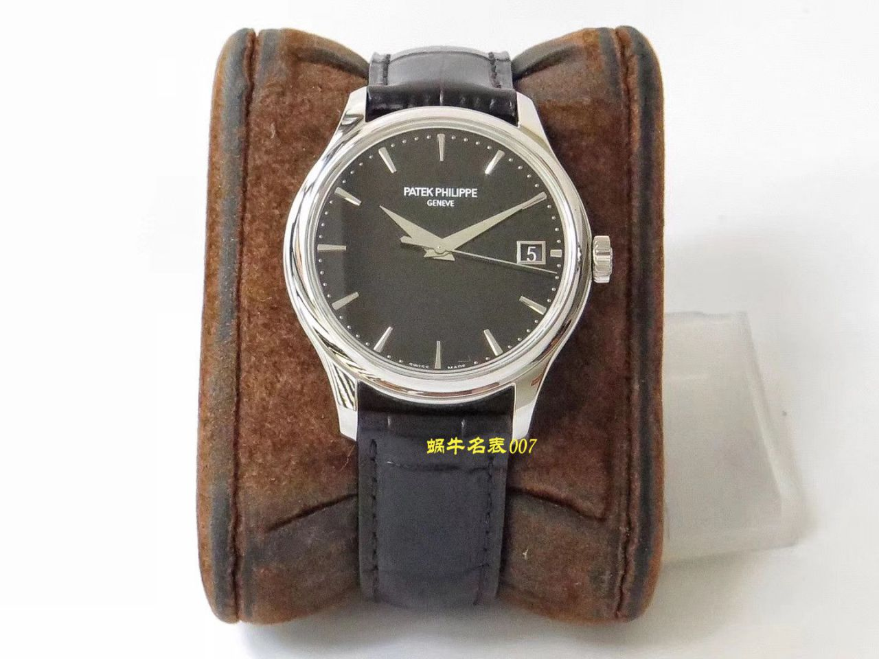 【ZF厂复刻表价格质量怎么样】百达翡丽古典表系列5227G-010腕表