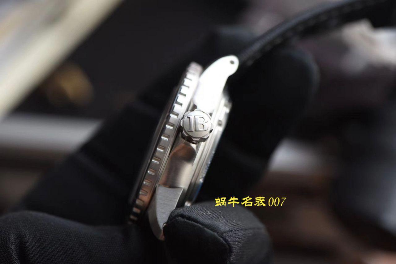 【视频评测ZF厂复刻宝珀五十噚手表】宝珀五十噚系列5015C-1130-52B腕表
