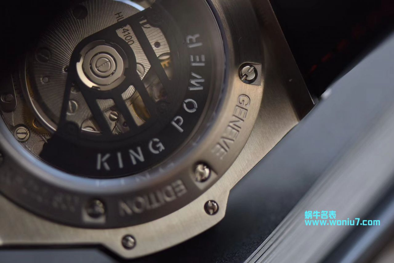 【视频评测V6厂宇舶仿表】Hublot Big Bang King Power F1 Zirconium 703.ZM.1123.NR限量版腕表