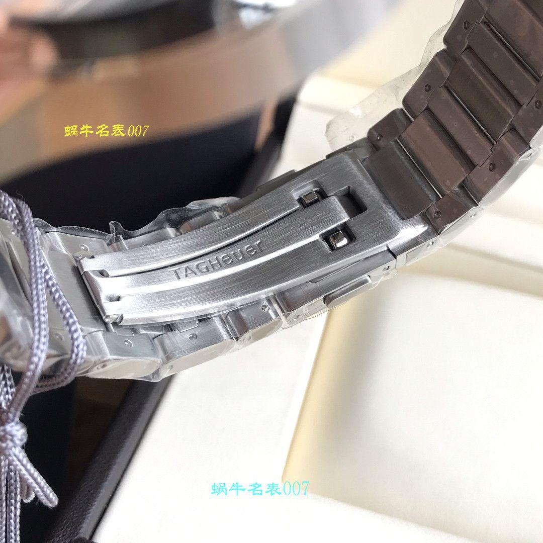 【渠道原单】Tag Heuer泰格豪雅卡莱拉系列WAR201B.BA0723腕表