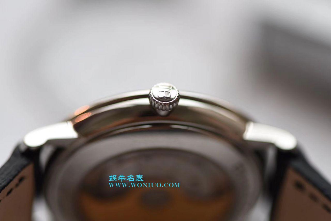 【视频评测ZF厂宝珀手表复刻版是什么意思】宝珀经典系列6651-3642-55B腕表