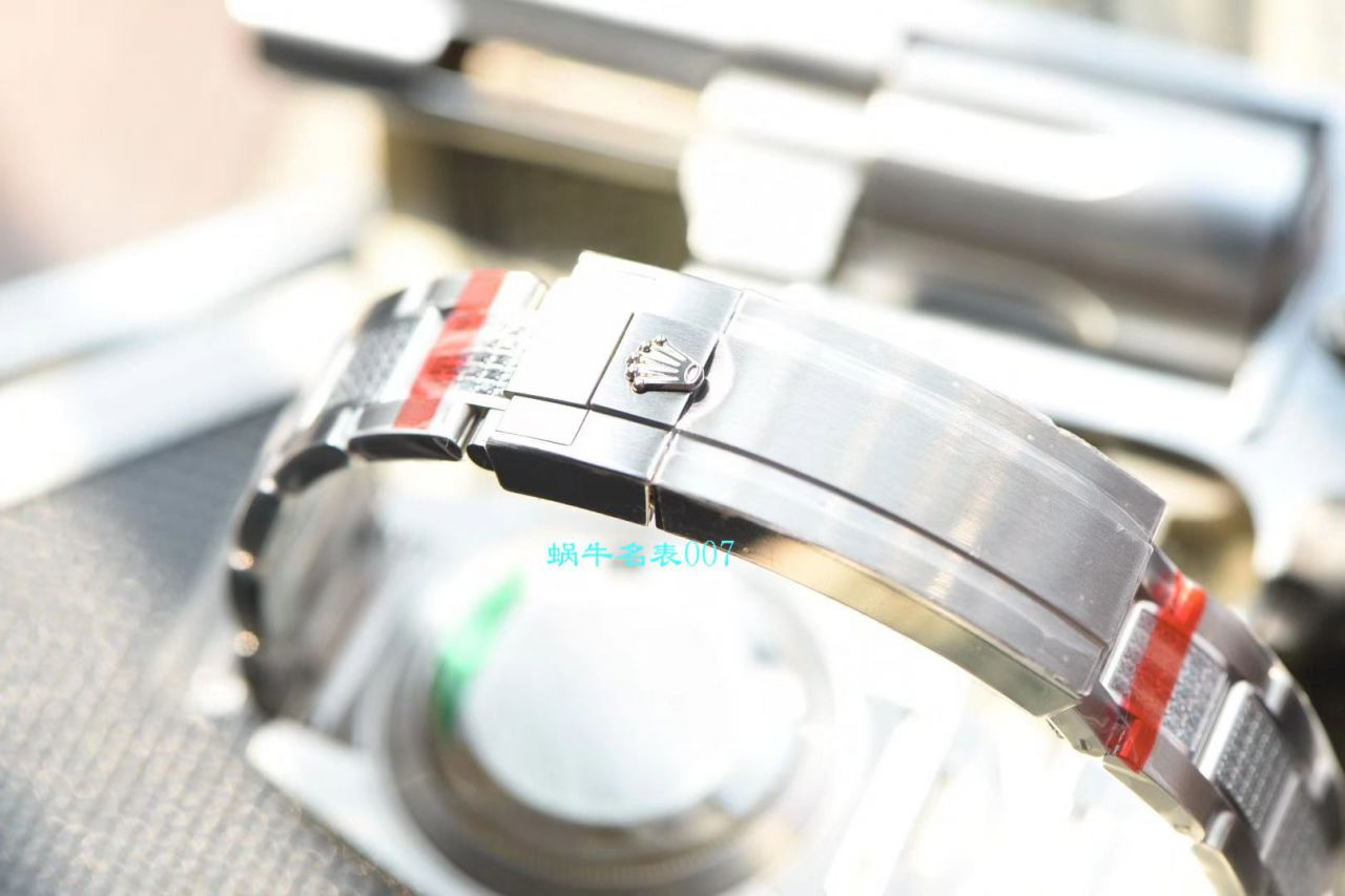 【LF厂劳力士复刻表】LF帝皇定制版镶钻黑水鬼,顶级黑钻鬼116610LN-97200  / R367