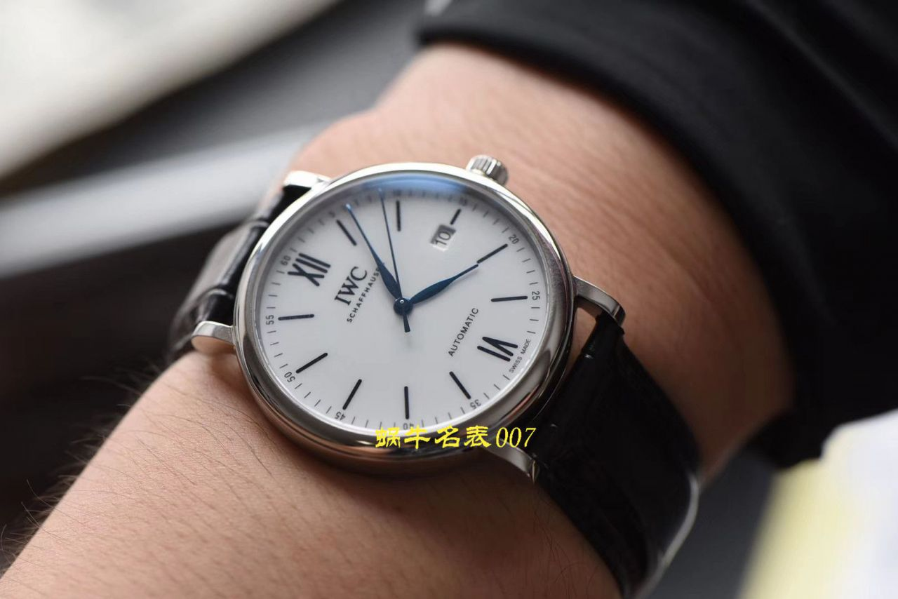 【V7厂顶级复刻万国手表】万国博泰菲诺150周年周年纪念系列IW356519腕表