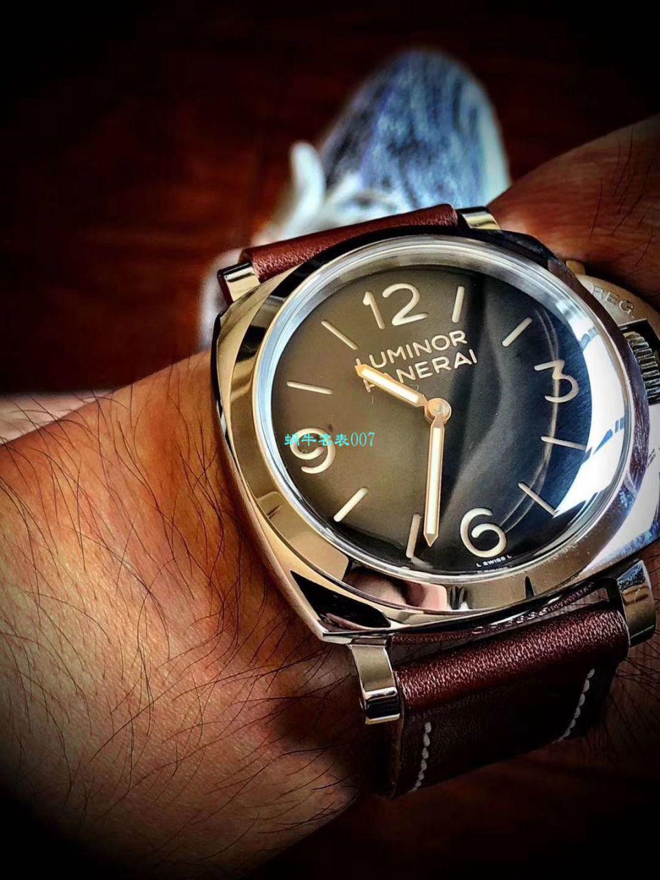 【XF一比一超A高仿手表】沛纳海特别版腕表系列PAM00127腕表