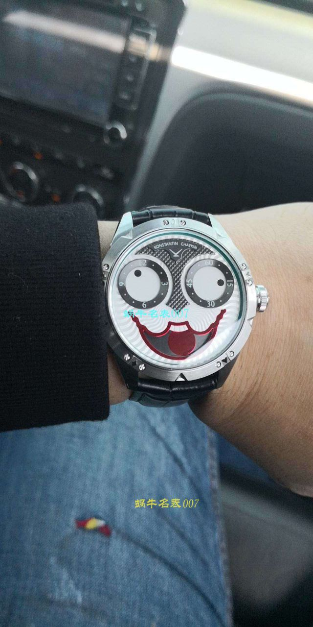 V9俄罗斯小丑(康斯坦丁·切金Konstantin Chaykin)小丑Joker