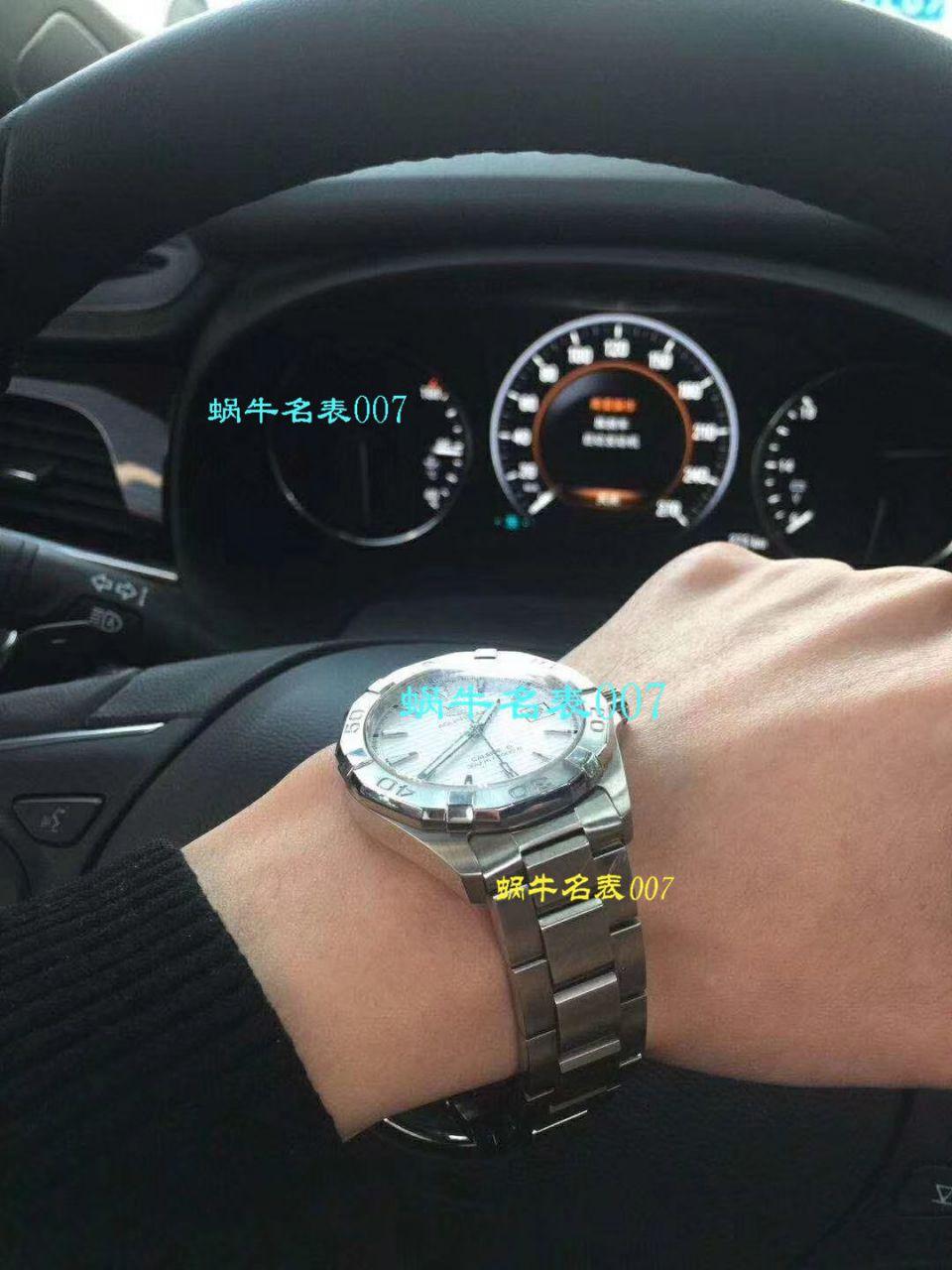 【视频评测长荣厂一比一复刻手表】泰格豪雅竞潜系列WAY2110.BA0910腕表